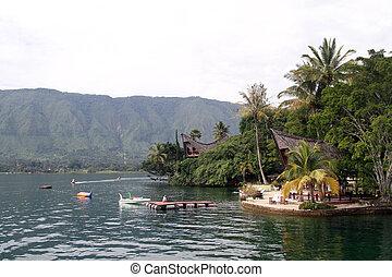 île, samosir
