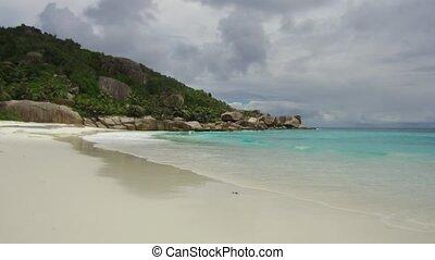 île, seychelles, plage, océan indien