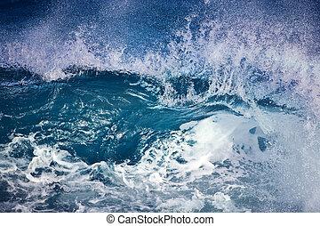 óceán lenget