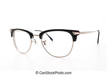 óculos, desgaste