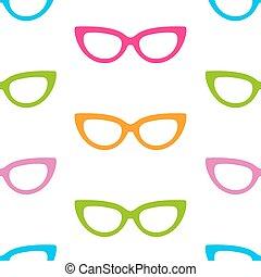 óculos, padrão
