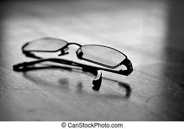 óculos, visão