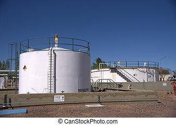 óleo,  gás,  &