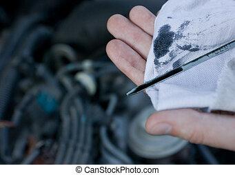 óleo motor