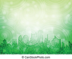 ökológiai, város