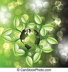 ökologie, hintergrund
