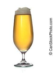 öl, eller, lager