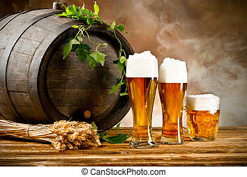 öl, stilleben