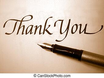 ön, hálát ad