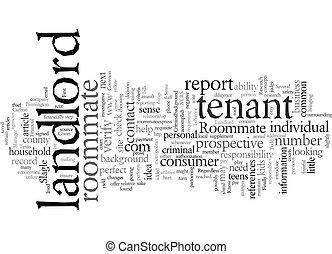 ön, ismer, szöveg, -e, hogyan, szobatárs, wordcloud, fogalom, háttér, páncélszekrény