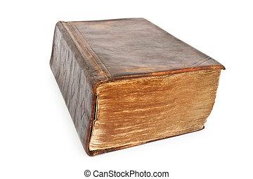 öreg, biblia, közül, 19, centuries