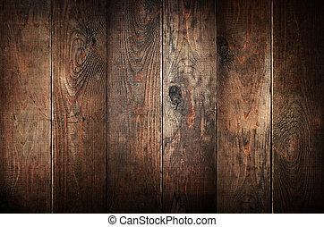 öreg, időjárás fa, planks., elvont, háttér.