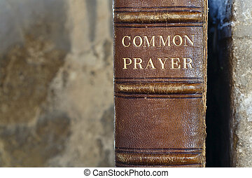 öreg, könyv, közül, imák