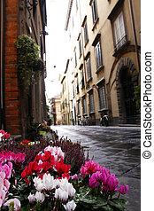 öreg, olaszország, út