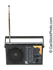 öreg, rádió