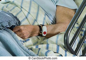 öregedő törődik, egészség