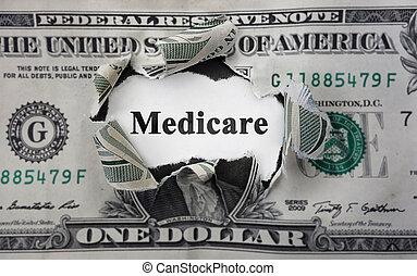 öregkori állami betegbiztosítás, pénz, hír