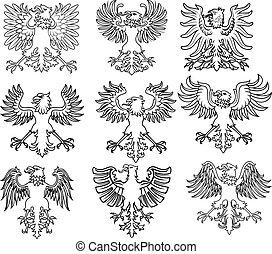 örn, heraldisk