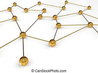 összeköttetés