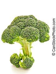 összeverődik of, brokkoli