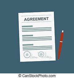 överenskommelse