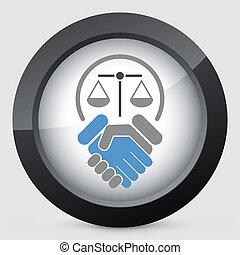 överenskommelse, laglig