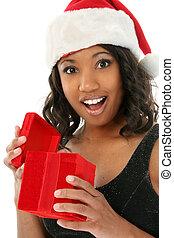 överraskning, jul
