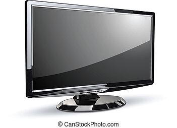 övervaka, tv