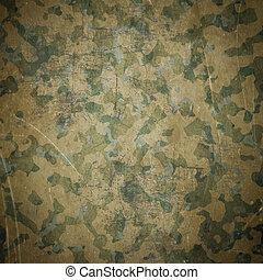 ørken, hær, camouflage, baggrund