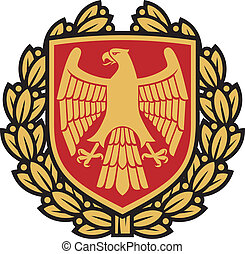 ørn, emblem