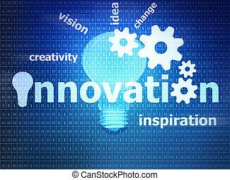 újítás