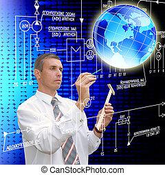 újító, mérnök-tudomány, tervezés