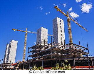új, épület szerkesztés, házhely