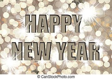 új, boldog, év