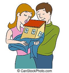 új, lakásbirtokosok
