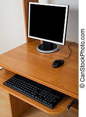 új, modern, számítógép