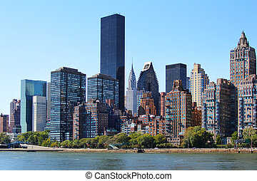 új york város, -, manhattan