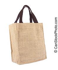 újra hasznosít, táska, ökológia, bevásárlás