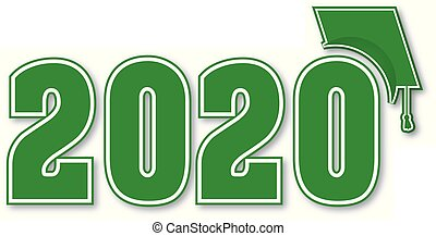 último grado, 2020, casquillo verde