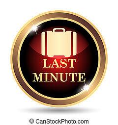 último minuto, ícone