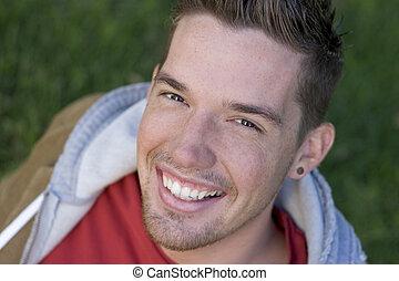 úsměv osoba