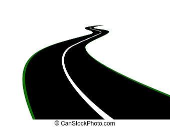 út, osztás, levetkőzik