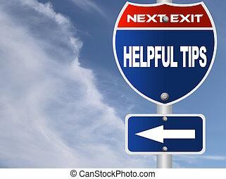 útil, sugestões, sinal estrada