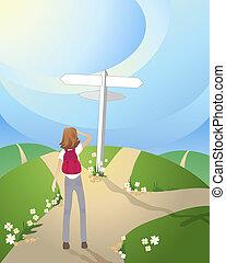 útkereszteződés
