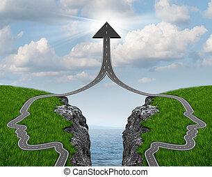überbrücken lücke