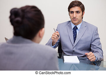 ügy emberek találkozó