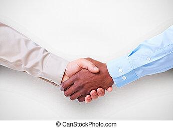 ügy, handshake.