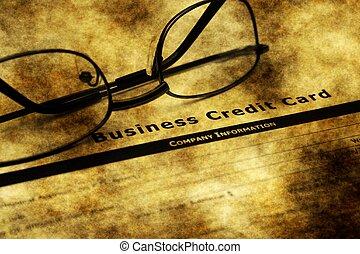 ügy, hitelkártya, alkalmazás