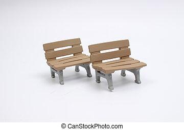 ülés, játékszer, képben látható, egy, fehér, hát, föld