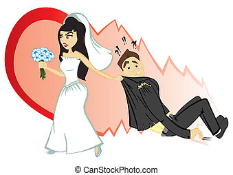 ünnepély, esküvő